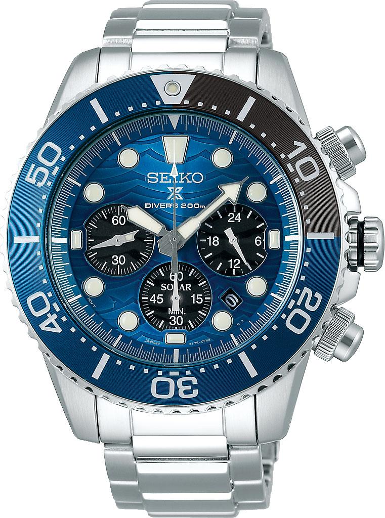 Мужские часы Seiko SSC741P1