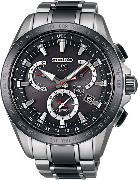 Мужские часы Seiko SSE041J1 seiko astron sse041j1