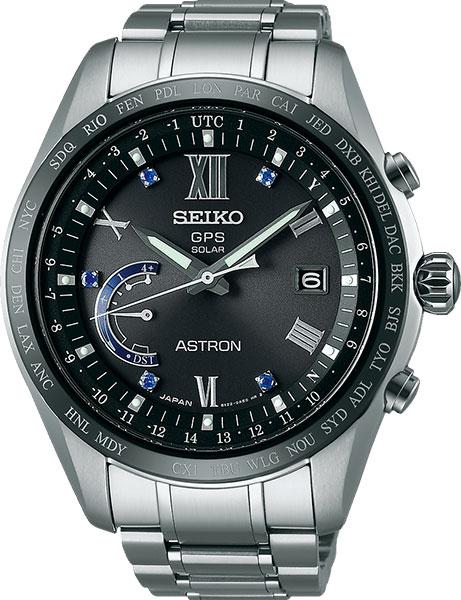 Мужские часы Seiko SSE117J1 seiko astron sse047j1