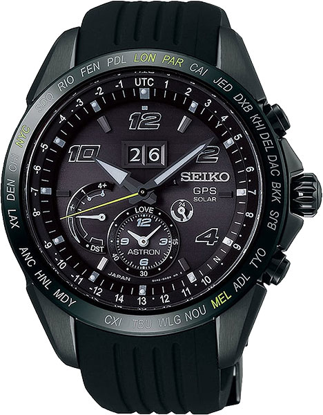 Мужские часы Seiko SNKN17K1 Женские часы Anne Klein 2358RGBK