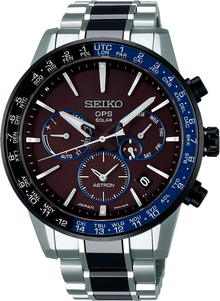 Мужские часы Seiko SSH009J1