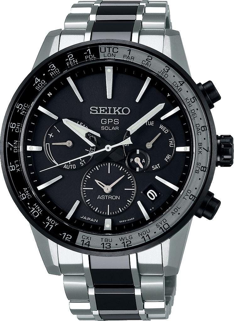 Мужские часы Seiko SSH011J1
