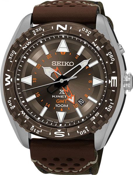 где купить Мужские часы Seiko SUN061P1 дешево