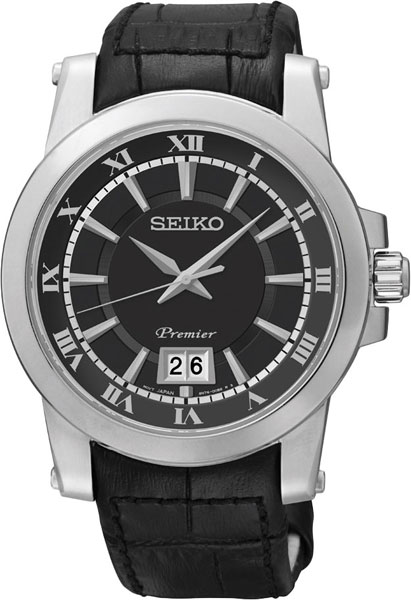 цена Мужские часы Seiko SUR015J2 онлайн в 2017 году
