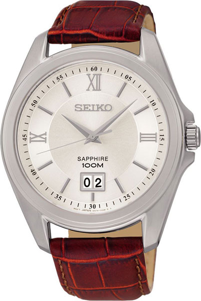 Мужские японские наручные часы Seiko SUR103P1