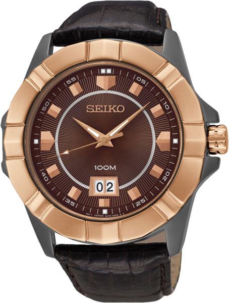 Мужские часы Seiko SUR138P1 seiko lord sur138p1