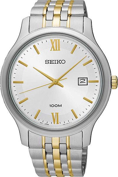 где купить Мужские часы Seiko SUR223P1 дешево