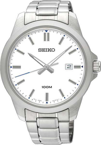 Мужские часы Seiko SUR241P1 все цены