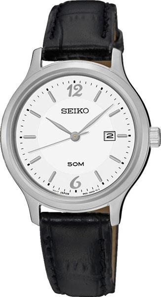 где купить  Женские часы Seiko SUR791P1  по лучшей цене