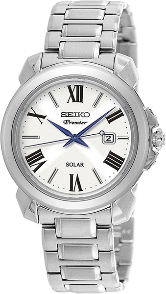 лучшая цена Женские часы Seiko SUT321P1