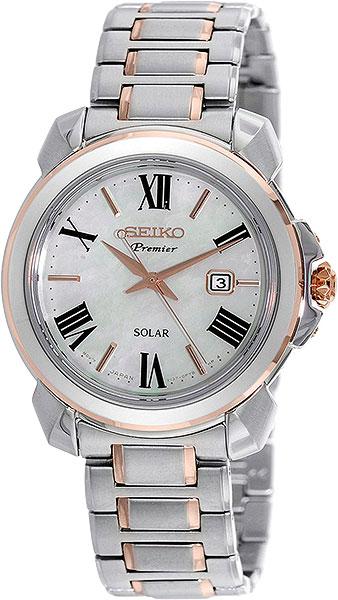 Женские часы Seiko SUT322P1