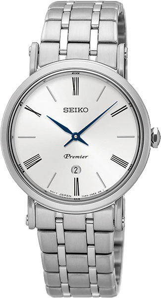 лучшая цена Женские часы Seiko SXB429P1