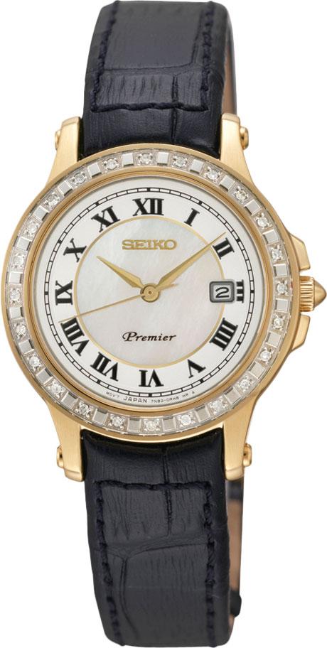 Женские часы Seiko SXDF06P1