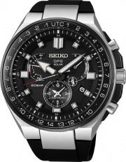 Часы seiko astron gps solar chronograph sse013j1 купить