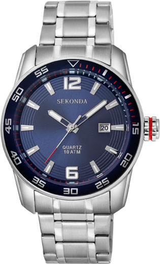 Мужские часы SEKONDA 2315/3341095B цена и фото
