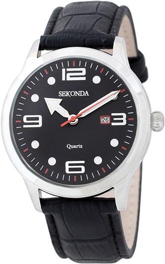 Мужские часы SEKONDA 357/1B цена и фото