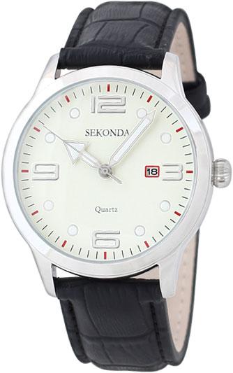 Мужские часы SEKONDA 357/1W женские часы sekonda a381 1w