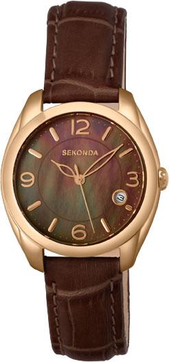 Женские часы SEKONDA A361/3BR женские часы sekonda a381 1w