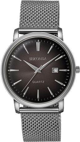 Мужские часы SEKONDA GM10/4731Bk женские часы sekonda a381 1w