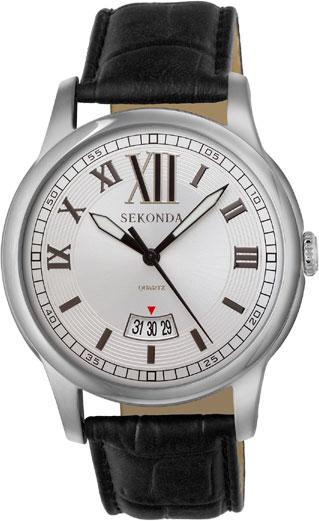 Мужские часы SEKONDA VJ42B/3321136 sekonda sekonda 8215 495 9 323