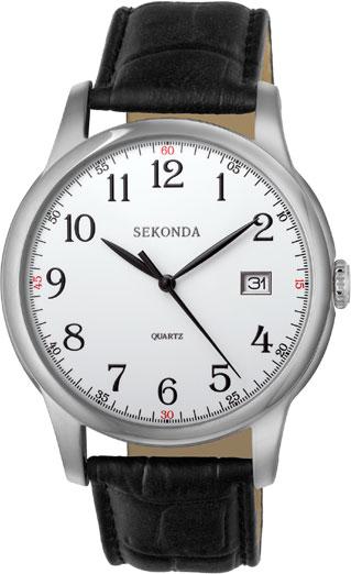 Мужские часы SEKONDA VJ52B/3321135 sekonda sekonda 8215 495 9 323