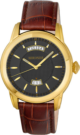 Мужские часы SEKONDA VJ55B/2246309 sekonda sekonda 8215 495 9 323