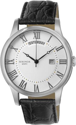Мужские часы SEKONDA VJ55B/3321291 sekonda sekonda 8215 495 9 323
