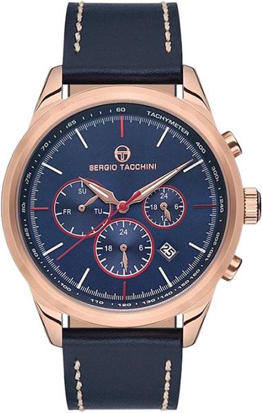 Мужские часы Sergio Tacchini ST.5.123.03 бутсы nike mercurial victory tf 10 651646 800