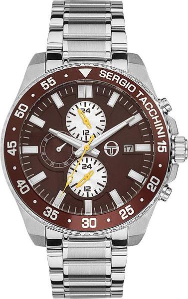 лучшая цена Мужские часы Sergio Tacchini ST.8.106.05
