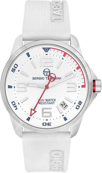Женские часы Sergio Tacchini ST.9.121.03 женские часы sanda с натуральной кожаной погодой женские модные знаменитые наручные часы с бриллиантами