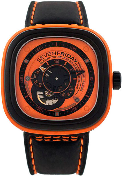 SEVENFRIDAY P1/3-orange