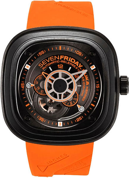 Мужские часы SEVENFRIDAY P3-04 цены онлайн