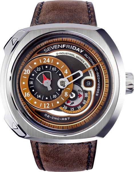 Мужские часы SEVENFRIDAY Q2/01 цены онлайн