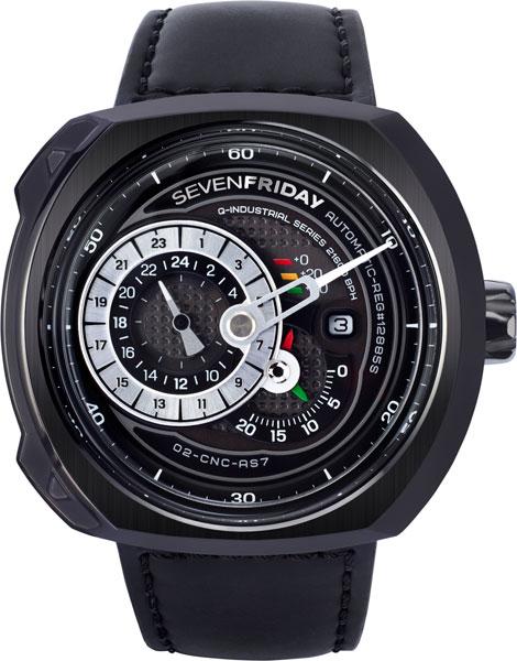 Мужские часы SEVENFRIDAY Q3/01 цены онлайн