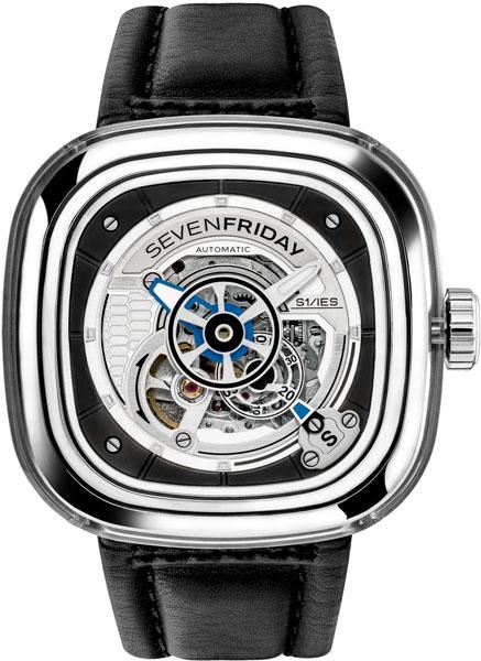 Мужские часы SEVENFRIDAY S1/01 цены онлайн