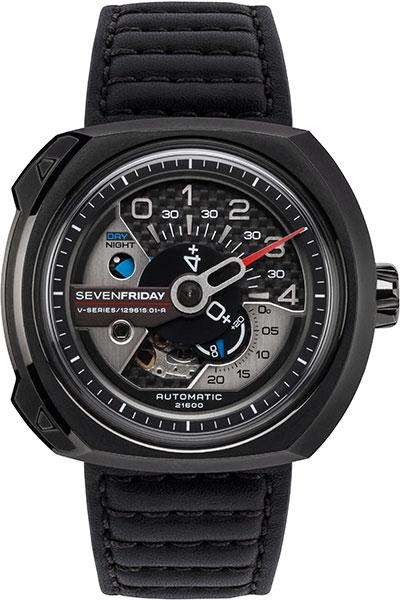 где купить Мужские часы SEVENFRIDAY V3-01 дешево