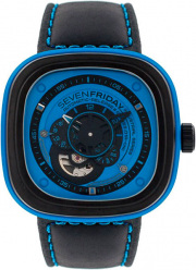 SEVENFRIDAY P1/4-blue