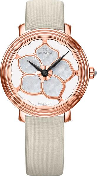 Женские часы Silvana SF36QRR85SBL