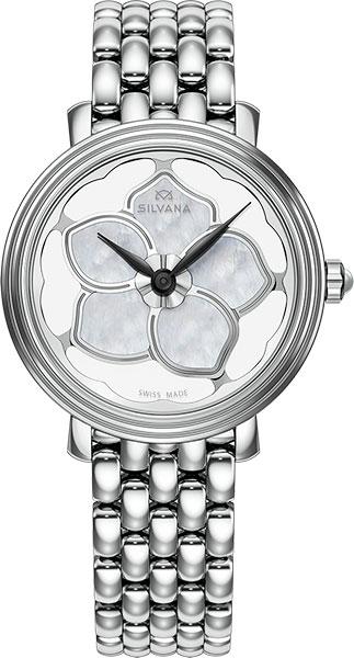 Женские часы Silvana SF36QSS85S