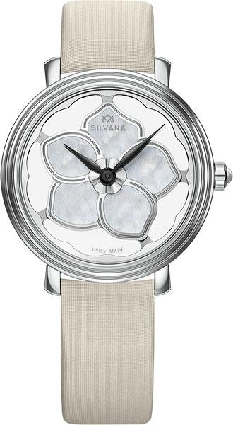 Женские часы Silvana SF36QSS85SBL
