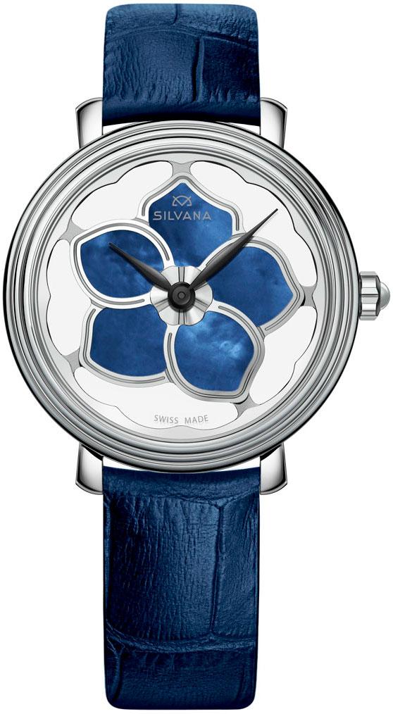 Женские часы Silvana SF36QSS88CBE