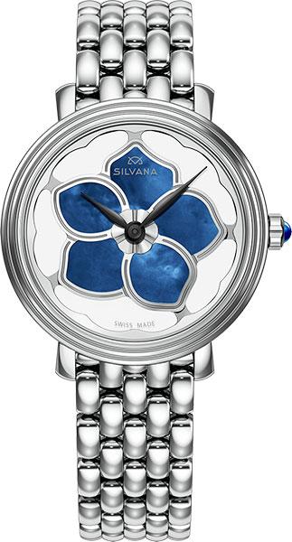 Женские часы Silvana SF36QSS88S