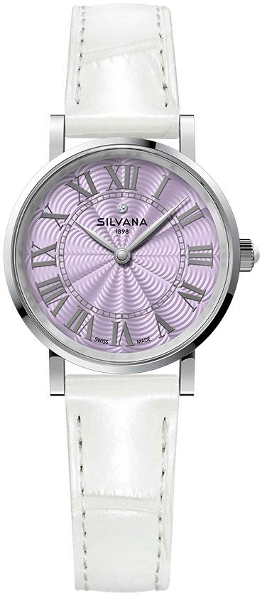 Женские часы Silvana SR12QSS1MCBL