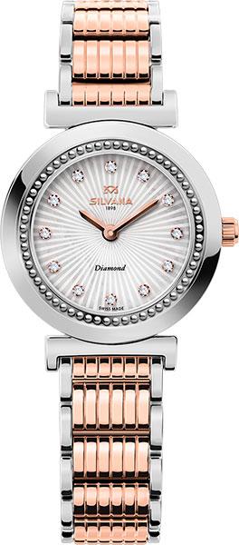 Женские часы Silvana SR30QBP45B