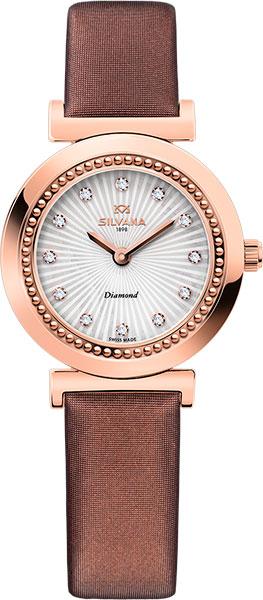 Женские часы Silvana SR30QRP45SB