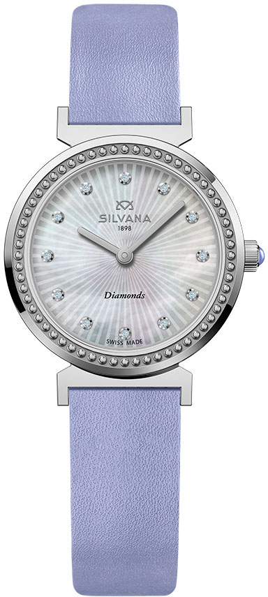 Женские часы Silvana SR30QSP45VLI