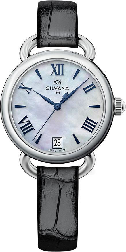 Женские часы Silvana SR33QSS15CN