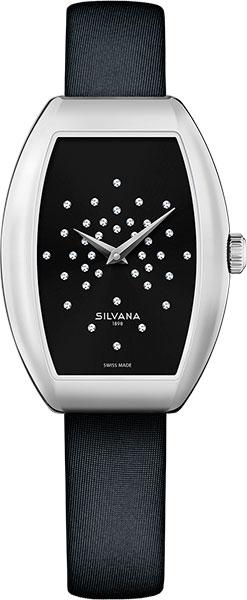 Женские часы Silvana ST28QSS53SN