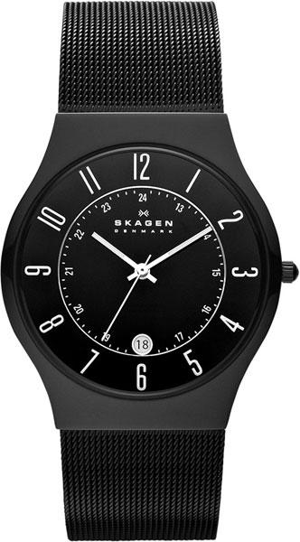 Мужские часы Skagen 233XLTMB цена и фото