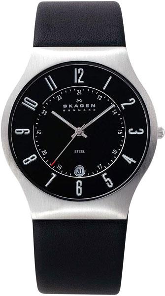 Мужские часы Skagen 233XXLSLB skagen 233xxlslb